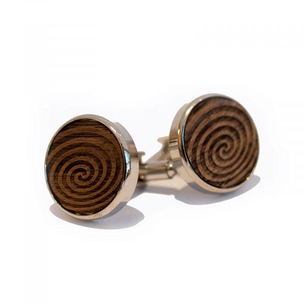 Wooden Cufflinks5