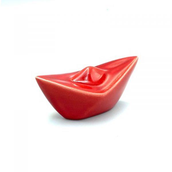 Ceramic_boat_red
