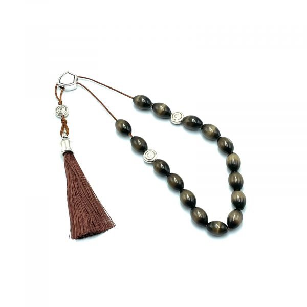 Worry Beads_brown